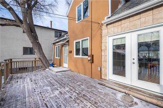 Photo 37: 366 Matheson Avenue in Winnipeg: West Kildonan Residential for sale (4D)  : MLS®# 202028638