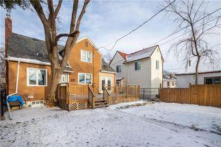 Photo 40: 366 Matheson Avenue in Winnipeg: West Kildonan Residential for sale (4D)  : MLS®# 202028638