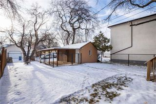 Photo 39: 366 Matheson Avenue in Winnipeg: West Kildonan Residential for sale (4D)  : MLS®# 202028638