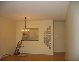 "Photo 3: 106 4951 SANDERS Street in Burnaby: Forest Glen BS Condo for sale in ""MAPLE GLADE"" (Burnaby South)  : MLS®# V645139"
