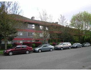 "Photo 1: 106 4951 SANDERS Street in Burnaby: Forest Glen BS Condo for sale in ""MAPLE GLADE"" (Burnaby South)  : MLS®# V645139"