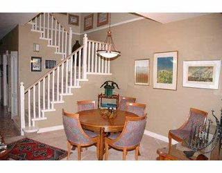 "Photo 6: 45 6100 WOODWARDS RD in Richmond: Woodwards Townhouse for sale in ""STRATFORD GREETN"" : MLS®# V590684"