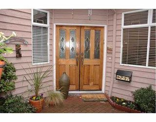"Photo 2: 45 6100 WOODWARDS RD in Richmond: Woodwards Townhouse for sale in ""STRATFORD GREETN"" : MLS®# V590684"