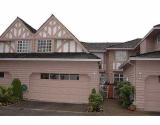 "Photo 1: 45 6100 WOODWARDS RD in Richmond: Woodwards Townhouse for sale in ""STRATFORD GREETN"" : MLS®# V590684"