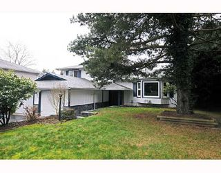 Photo 1: 11921 229TH Street in Maple_Ridge: East Central House for sale (Maple Ridge)  : MLS®# V691563