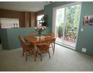 """Photo 5: 51 50 PANORAMA PL in Port Moody: Heritage Woods PM Townhouse for sale in """"ADVENTURE RIDGE"""" : MLS®# V537989"""