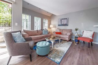 """Photo 2: 6 98 BEGIN Street in Coquitlam: Maillardville Townhouse for sale in """"Le Parc"""" : MLS®# R2390073"""
