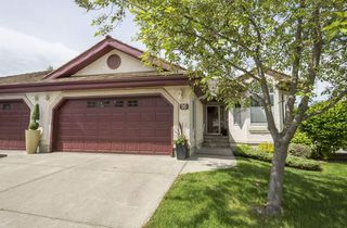 Main Photo: 16 1203 CARTER CREST Road in Edmonton: Zone 14 House Half Duplex for sale : MLS®# E4170104