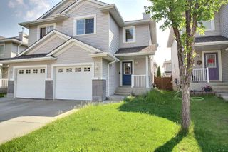 Main Photo: 39 1428 Hodgson Way in Edmonton: Zone 14 House Half Duplex for sale : MLS®# E4175494