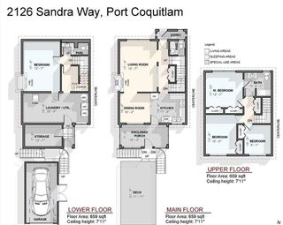 "Photo 17: 2126 SANDRA Way in Port Coquitlam: Mary Hill Townhouse for sale in ""MARY HILL ESTATES"" : MLS®# R2413639"