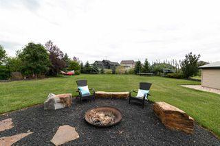 Photo 28: 269 Estate Way Crescent: Rural Sturgeon County House for sale : MLS®# E4179413