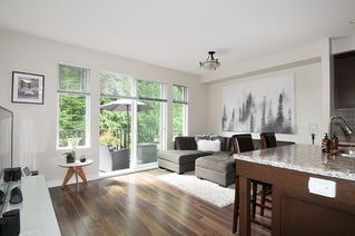 """Photo 2: 129 1480 SOUTHVIEW Street in Coquitlam: Burke Mountain Townhouse for sale in """"CedarCreek North"""" : MLS®# R2486370"""