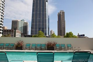 Photo 13: DOWNTOWN Condo for rent : 1 bedrooms : 1240 India St #1604 in San Diego