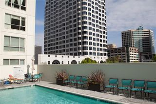 Photo 12: DOWNTOWN Condo for rent : 1 bedrooms : 1240 India St #1604 in San Diego