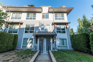 "Photo 1: 159 6671 121 Street in Surrey: West Newton Townhouse for sale in ""SALUS"" : MLS®# R2492392"