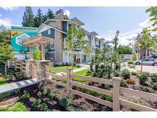 Photo 3: 14 24108 104 Avenue in Maple Ridge: Albion Townhouse for sale : MLS®# R2502517