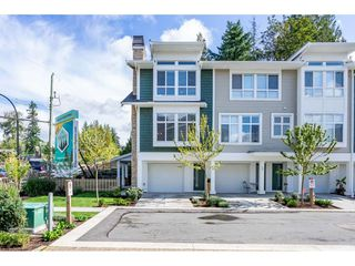 Photo 2: 14 24108 104 Avenue in Maple Ridge: Albion Townhouse for sale : MLS®# R2502517