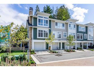 Photo 1: 14 24108 104 Avenue in Maple Ridge: Albion Townhouse for sale : MLS®# R2502517
