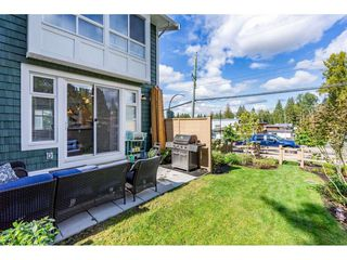 Photo 36: 14 24108 104 Avenue in Maple Ridge: Albion Townhouse for sale : MLS®# R2502517
