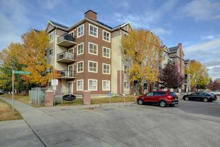 Main Photo: 4104 73 Erin Woods Court SE in Calgary: Erin Woods Apartment for sale : MLS®# A1042999