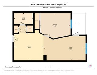 Photo 31: 4104 73 Erin Woods Court SE in Calgary: Erin Woods Apartment for sale : MLS®# A1042999