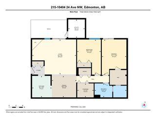 Photo 31: 215 10404 24 Avenue in Edmonton: Zone 16 Carriage for sale : MLS®# E4222478