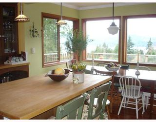 "Photo 4: 931 WINDJAMMER Road: Bowen Island House for sale in ""BLUEWATER"" : MLS®# V637281"