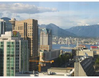 "Photo 7: 2606 950 CAMBIE Street in Vancouver: Downtown VW Condo for sale in ""PACIFIC LANDMARK"" (Vancouver West)  : MLS®# V645132"