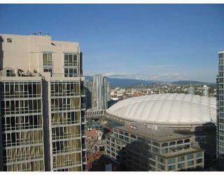 "Photo 6: 2606 950 CAMBIE Street in Vancouver: Downtown VW Condo for sale in ""PACIFIC LANDMARK"" (Vancouver West)  : MLS®# V645132"