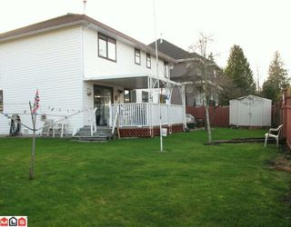 Photo 8: 8748 163A ST in Surrey: Fleetwood Tynehead House for sale : MLS®# F1001471