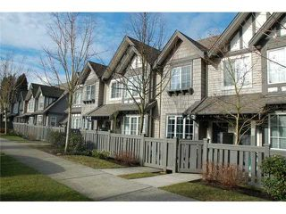"Photo 1: 12 8533 Cumberland in Burnaby: The Crest Townhouse for sale in ""Chancery Lane"" (Burnaby East)  : MLS®# V869633"