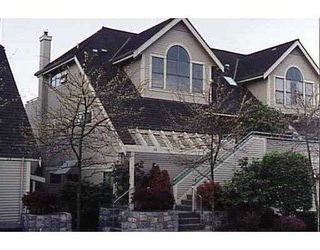 """Photo 1: 2 229 E 8TH Street in North_Vancouver: Central Lonsdale Townhouse for sale in """"THE GABLES"""" (North Vancouver)  : MLS®# V690808"""