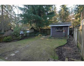 Photo 4: 1785 RUFUS Drive in North_Vancouver: Westlynn House 1/2 Duplex for sale (North Vancouver)  : MLS®# V690998