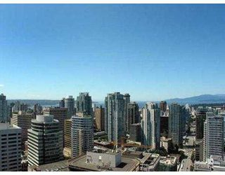 "Photo 7: 3703 1111 W PENDER ST in Vancouver: Coal Harbour Condo for sale in ""VANTAGE"" (Vancouver West)  : MLS®# V549733"