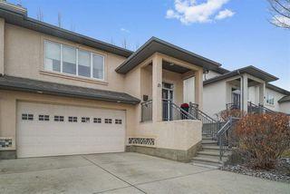 Photo 1: 21 50 OAKRIDGE Drive S: St. Albert House Half Duplex for sale : MLS®# E4172198