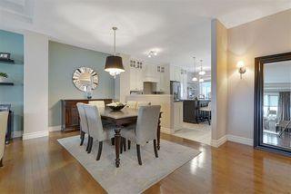 Photo 5: 21 50 OAKRIDGE Drive S: St. Albert House Half Duplex for sale : MLS®# E4172198