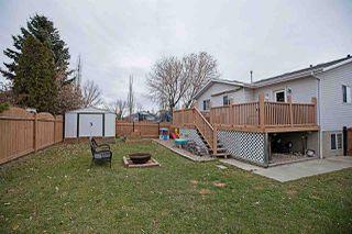 Photo 31: 47 DAWSON Drive: Sherwood Park House for sale : MLS®# E4178479