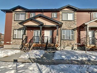 Photo 1: 12 301 Palisades Way: Sherwood Park Townhouse for sale : MLS®# E4187062