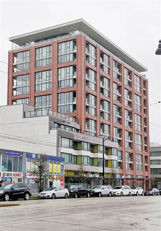 Photo 1: 508 2689 KINGSWAY in Vancouver: Collingwood VE Condo for sale (Vancouver East)  : MLS®# R2443163