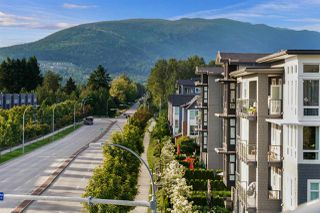 "Photo 1: 418 550 SEABORNE Place in Port Coquitlam: Riverwood Condo for sale in ""Fremont Green"" : MLS®# R2466166"
