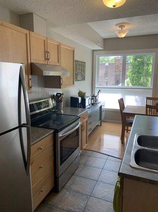 Photo 3: 201 11109 84 Avenue in Edmonton: Zone 15 Condo for sale : MLS®# E4204796