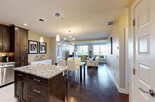 Photo 4: 204 1350 WINDERMERE Way in Edmonton: Zone 56 Condo for sale : MLS®# E4208360