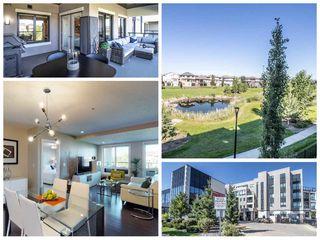 Photo 1: 204 1350 WINDERMERE Way in Edmonton: Zone 56 Condo for sale : MLS®# E4208360