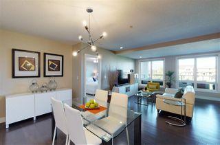 Photo 2: 204 1350 WINDERMERE Way in Edmonton: Zone 56 Condo for sale : MLS®# E4208360