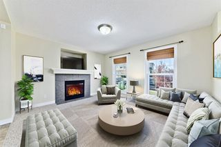 Photo 3: 55 EVERGLEN Rise SW in Calgary: Evergreen Detached for sale : MLS®# A1024356