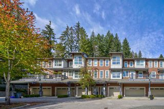 "Photo 1: 14 3431 GALLOWAY Avenue in Coquitlam: Burke Mountain Townhouse for sale in ""NORTHBROOK"" : MLS®# R2501809"
