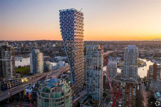 "Main Photo: 5505 1480 HOWE Street in Vancouver: Downtown VW Condo for sale in ""VANCOUVER HOUSE"" (Vancouver West)  : MLS®# R2526869"