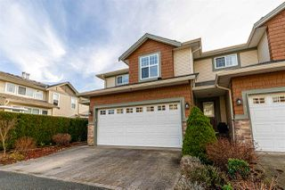 "Photo 2: 11 7475 GARNET Drive in Chilliwack: Sardis West Vedder Rd Townhouse for sale in ""SILVER CREEK ESTATES"" (Sardis)  : MLS®# R2527822"