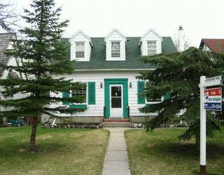Photo 1: 425 CAMBRIDGE Street in Winnipeg: River Heights / Tuxedo / Linden Woods Single Family Detached for sale (South Winnipeg)  : MLS®# 2605237