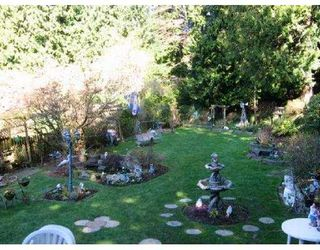 Photo 7: 1150 HANDSWORTH RD in North Vancouver: Canyon Heights NV House for sale : MLS®# V592602